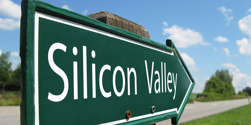 درهٔ سیلیکون Silicon Valley کجاست؟